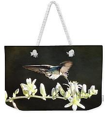 Morning Nectar Flyby  Weekender Tote Bag