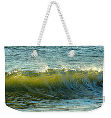 Morning Ocean Break Weekender Tote Bag
