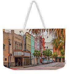 Morning On King - Charleston Sc Weekender Tote Bag