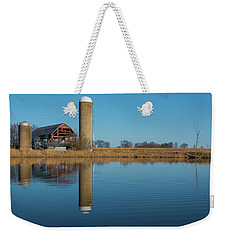 Morning On The Farm Weekender Tote Bag