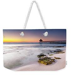 Morning Pastels Weekender Tote Bag