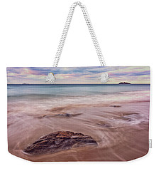 Morning Pastels Singing Beach Ma Weekender Tote Bag