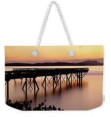Morning Peace Weekender Tote Bag