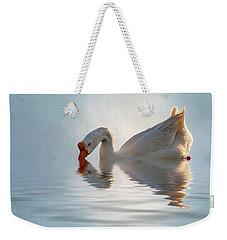 Morning Refresh Weekender Tote Bag by Cyndy Doty