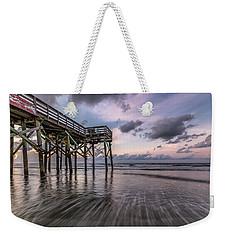 Morning Rush Isle Of Palms Weekender Tote Bag