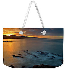 Morning Seascape Weekender Tote Bag