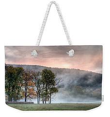 Morning Serenity Weekender Tote Bag