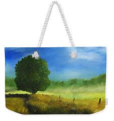 Morning Shade Weekender Tote Bag