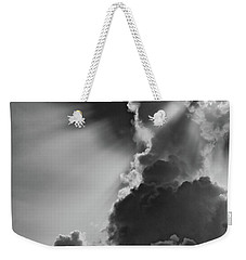 Morning Shadow Weekender Tote Bag
