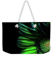 Weekender Tote Bag featuring the photograph Morning Shows The Day by Jessica Manelis