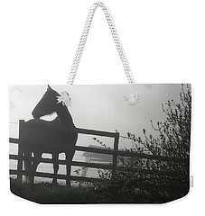 Morning Silhouette #2 Weekender Tote Bag