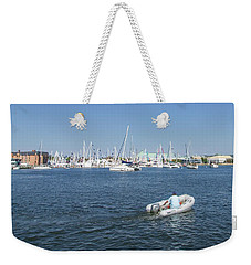 Solitude On The Creek Weekender Tote Bag