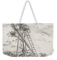 Morning Star Weekender Tote Bag by Stan Tenney