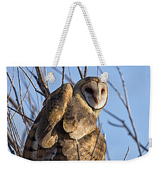 At The Dawning Of The Day Weekender Tote Bag