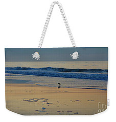 Morning Stroll Weekender Tote Bag