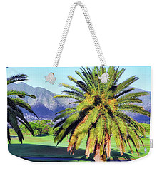 Morning Sun At Dunes Golf Course Weekender Tote Bag