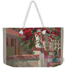 Morning Sun Banning House Weekender Tote Bag