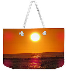 Morning Sun Break Weekender Tote Bag