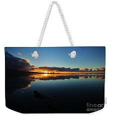 Morning Sun Weekender Tote Bag by Craig Wood