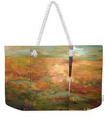 Morning Sun Weekender Tote Bag by Heather Roddy
