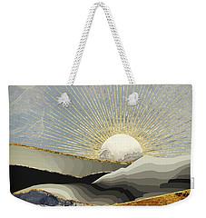 Morning Sun Weekender Tote Bag by Katherine Smit