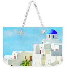 Morning Sunlight Weekender Tote Bag