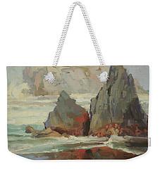Morning Tide Weekender Tote Bag