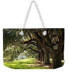 Morning Under The Mossy Oaks Weekender Tote Bag