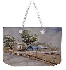 Morning Walk 2 Weekender Tote Bag