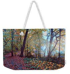 Morning Walk Weekender Tote Bag
