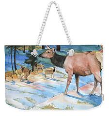 Morning Watch Weekender Tote Bag