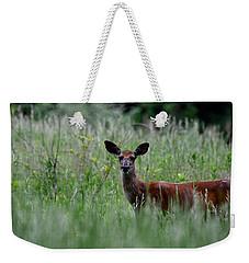 Morninng Deer Weekender Tote Bag