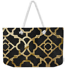 Moroccan Gold IIi Weekender Tote Bag by Mindy Sommers