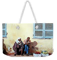 Morocco Weekender Tote Bag by Tim Johnson