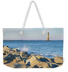 Morris Island Lighthouse Weekender Tote Bag