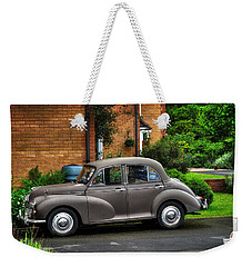Morris Minor Weekender Tote Bag