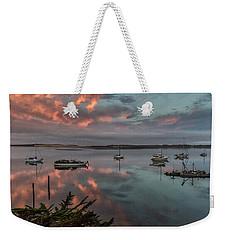 Morrow Bay Weekender Tote Bag