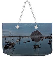 Morrow Bay Reflection Weekender Tote Bag
