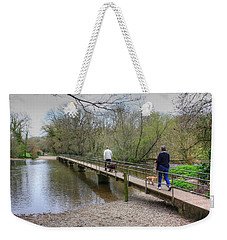 Morton Bridge Weekender Tote Bag