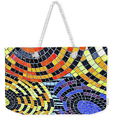 Mosaic No. 113-1 Weekender Tote Bag