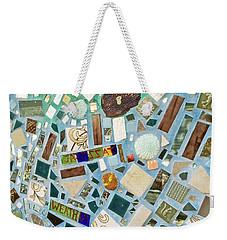 Mosaic No. 6-1 Weekender Tote Bag