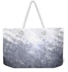 Mosaic Ombre Weekender Tote Bag