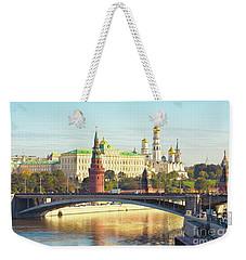 Moscow, Kremlin Weekender Tote Bag
