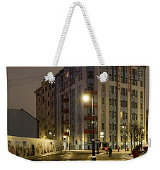 Moscow Morning 1 Weekender Tote Bag
