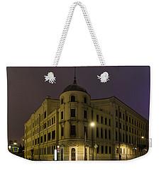 Moscow Morning 2 Weekender Tote Bag