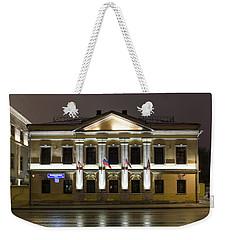 Moscow Morning 5 Weekender Tote Bag