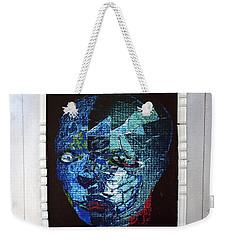 Mosiac Man Weekender Tote Bag