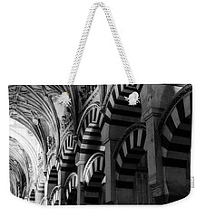 Mosque Cathedral Of Cordoba 6 Weekender Tote Bag by Andrea Mazzocchetti
