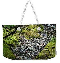Moss Stream Weekender Tote Bag