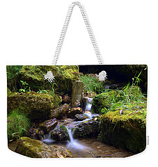 Mossy Glenn Spring 2 Weekender Tote Bag by Bonfire Photography
